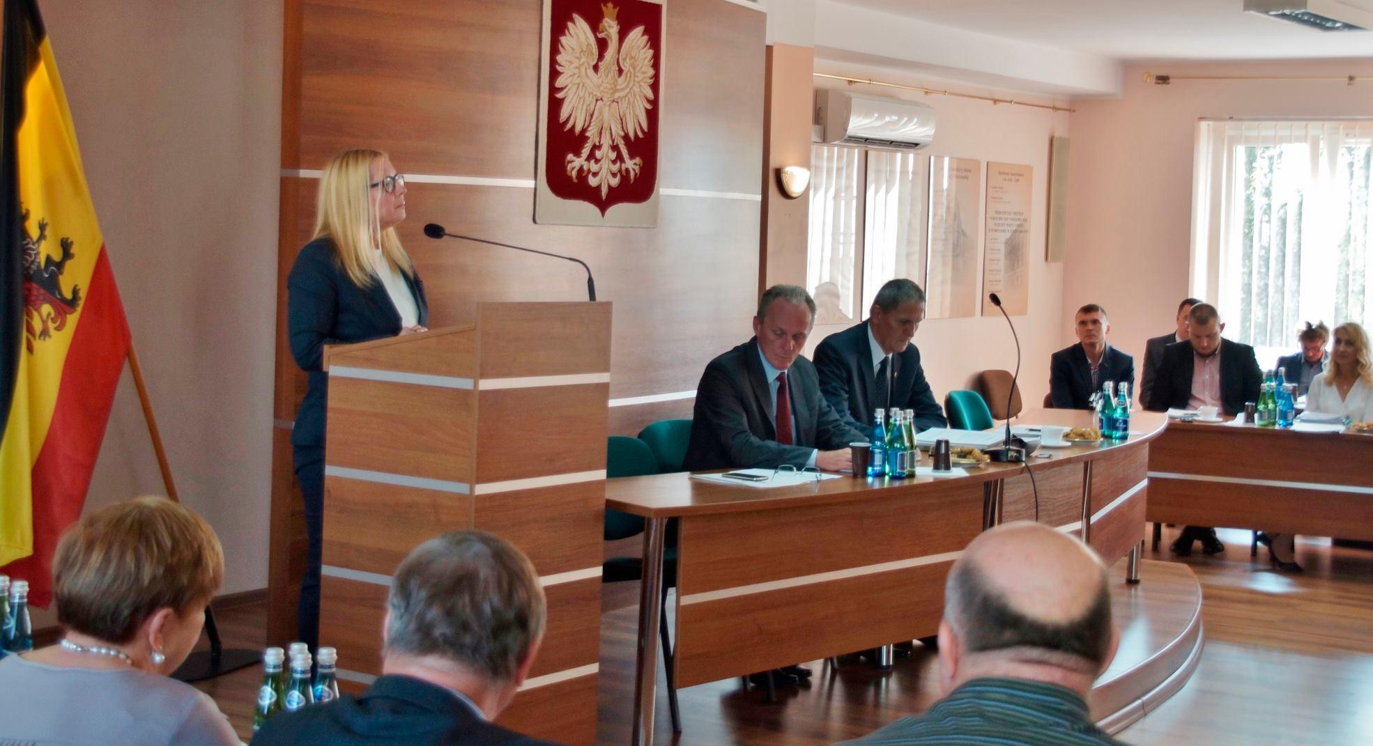 Jubileusz 10-lecia Rady Organizacji Pozarządowych Powiatu Inowrocławskiego.