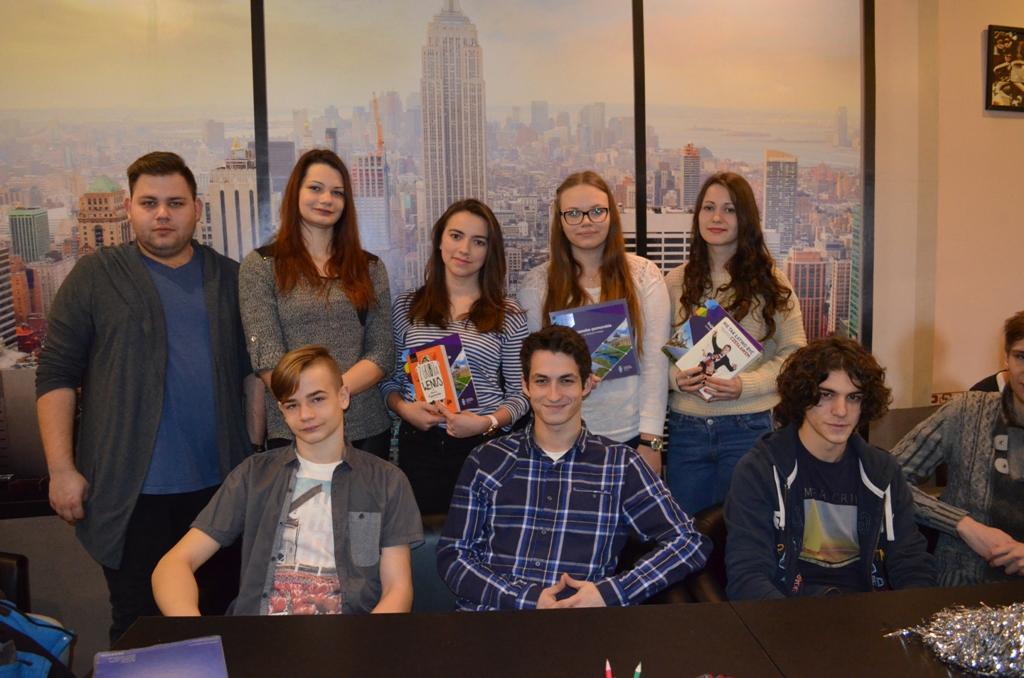 Spotkanie noworoczne z młodzieżą