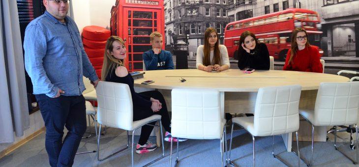 Spotkanie z młodzieżą