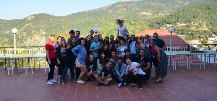 Fotorelacja – projekt na Cyprze
